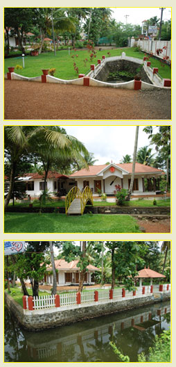 Homestay in Kerala, near Kumarakom Backwaters