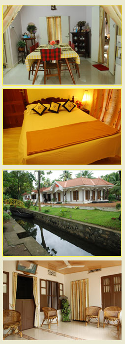 bed and breakfast kumarakom